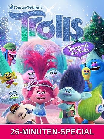 Trolls: Feiern mit den Trolls