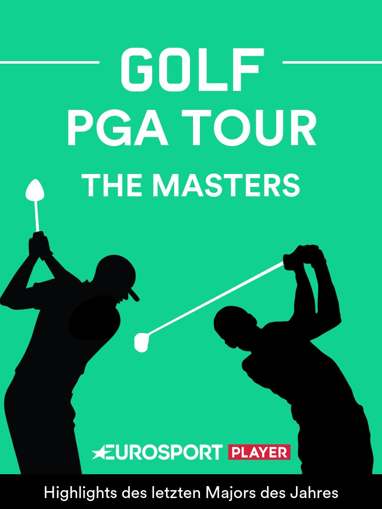 Golf: The Masters in Augusta (USA)