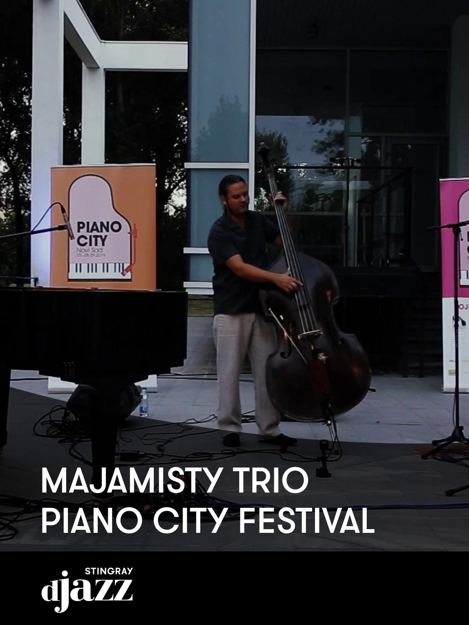 Majamisty TriO - Piano City Festival
