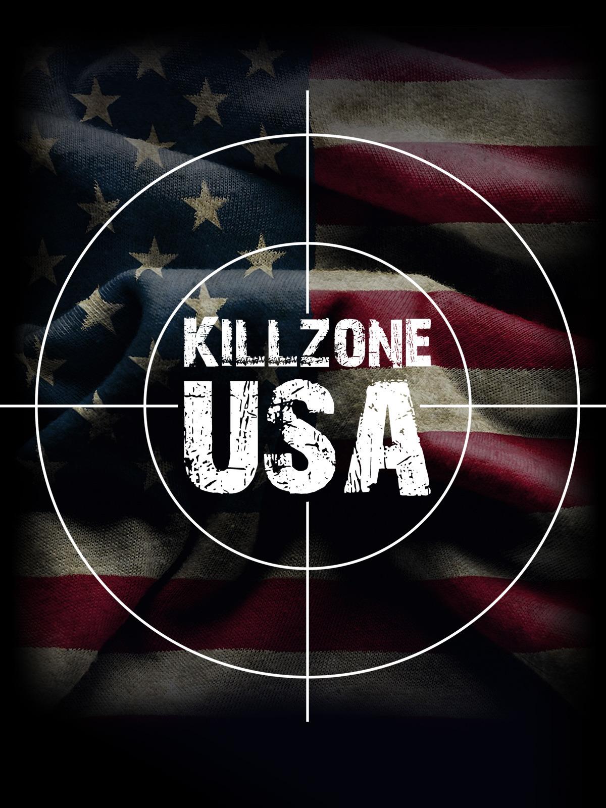Kill Zone USA - Spurensuche in einer waffenverrückten Nation