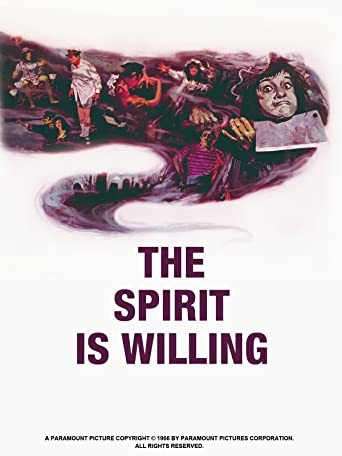 The Spirit is Willing