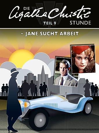 Die Agatha Christie Stunde - Teil 9: Jane sucht Arbeit