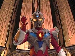 電光超人グリッドマン 第2話 アクセプターの秘密 弾力怪獣バモラ登場