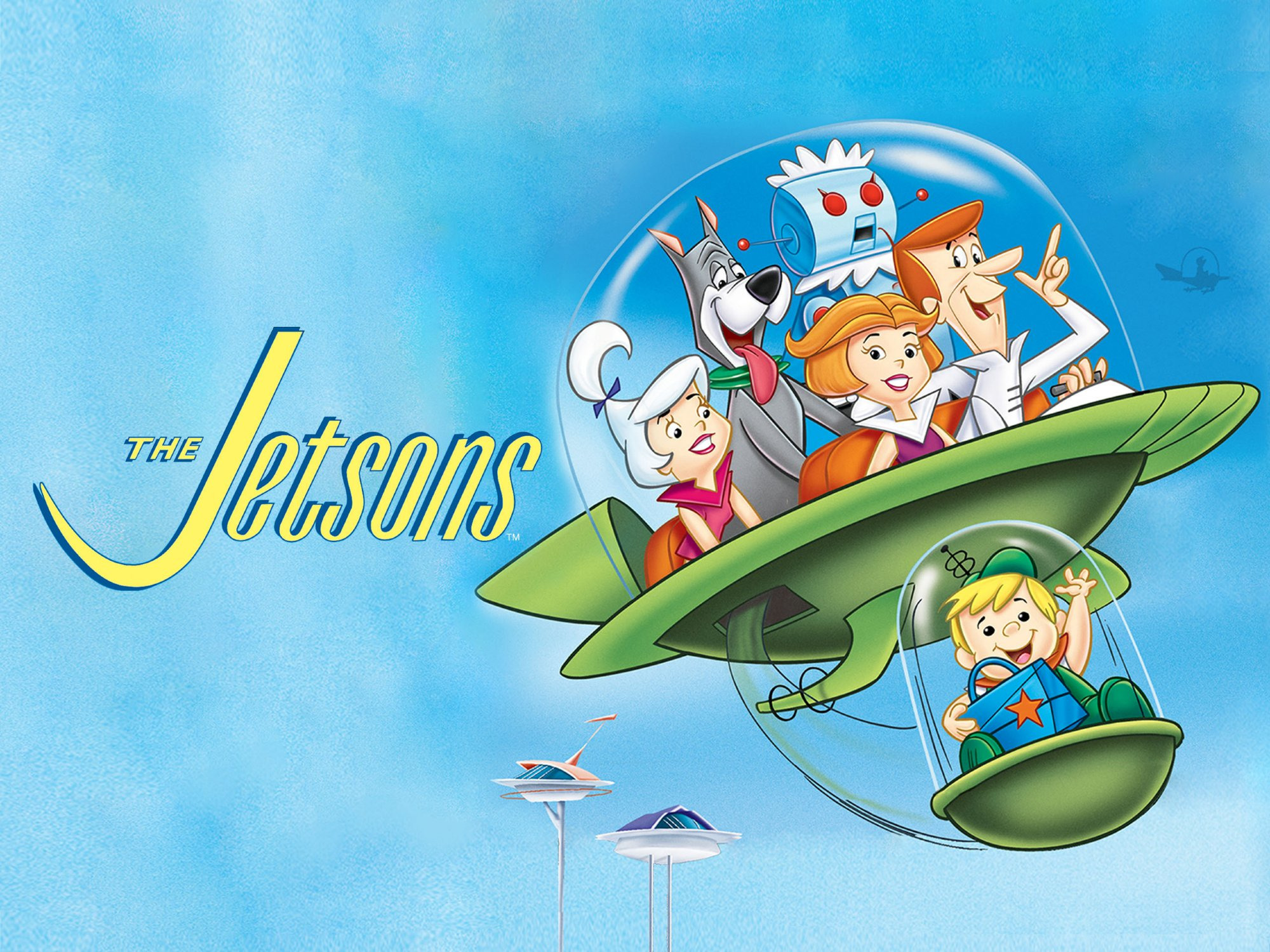 Watch The Jetsons Episodes on Syndication | Season 3 (1987) | TV Guide