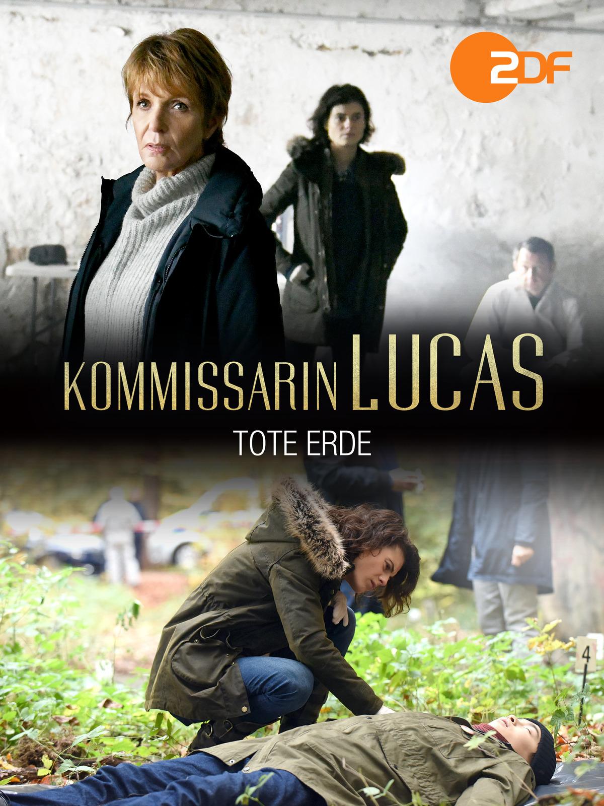 Kommissarin Lucas - Tote Erde
