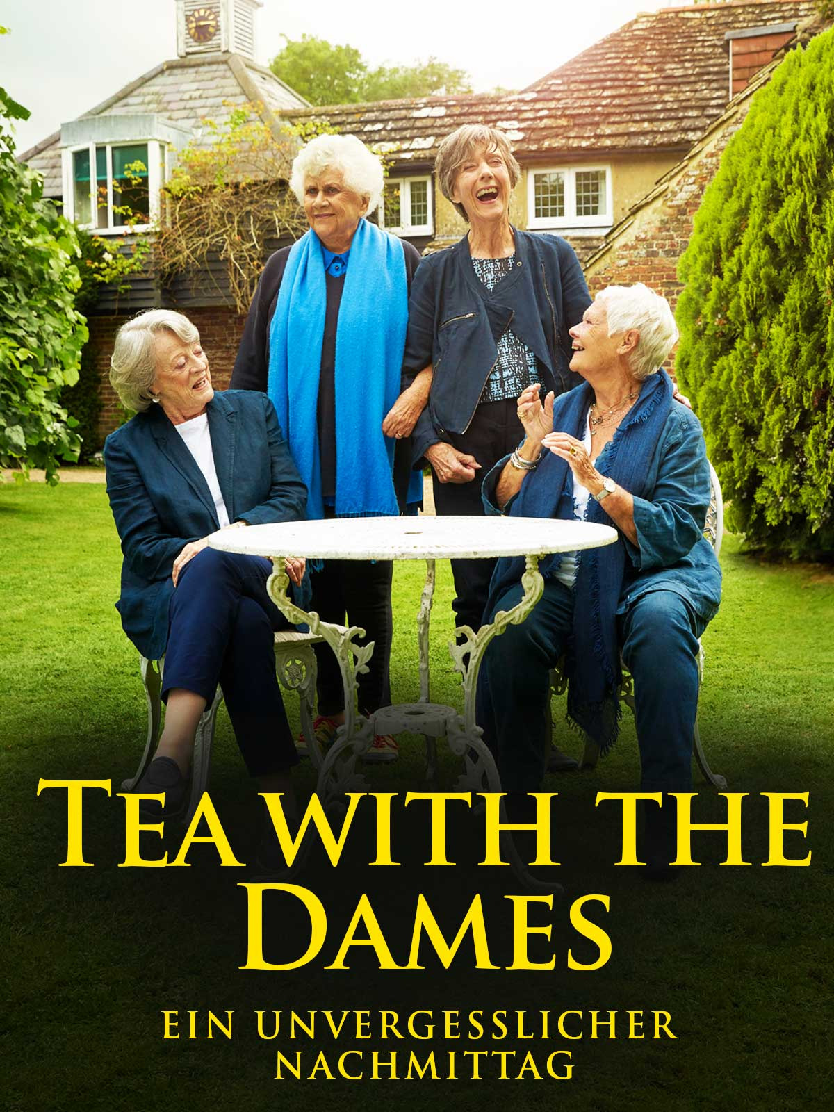 Tea With The Dames - Ein unvergesslicher Nachmittag
