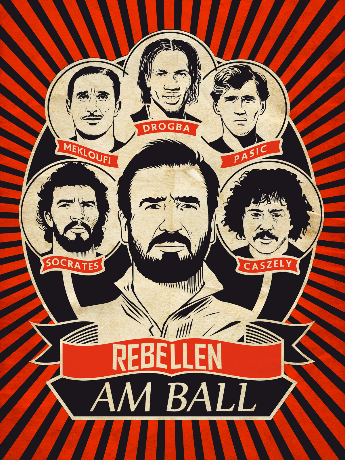 Rebellen am Ball