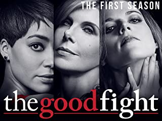 The Good Fight/ザ・グッド・ファイト シーズン1 就任