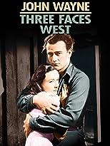 Three Faces West (B&W) [OV]
