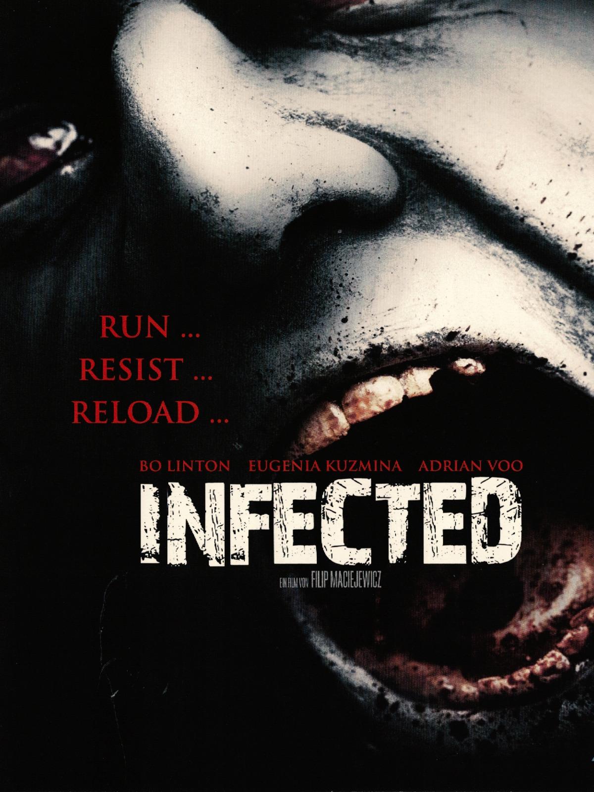 Infected - Infiziert