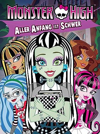 Monster High: Aller Anfang ist Schwer