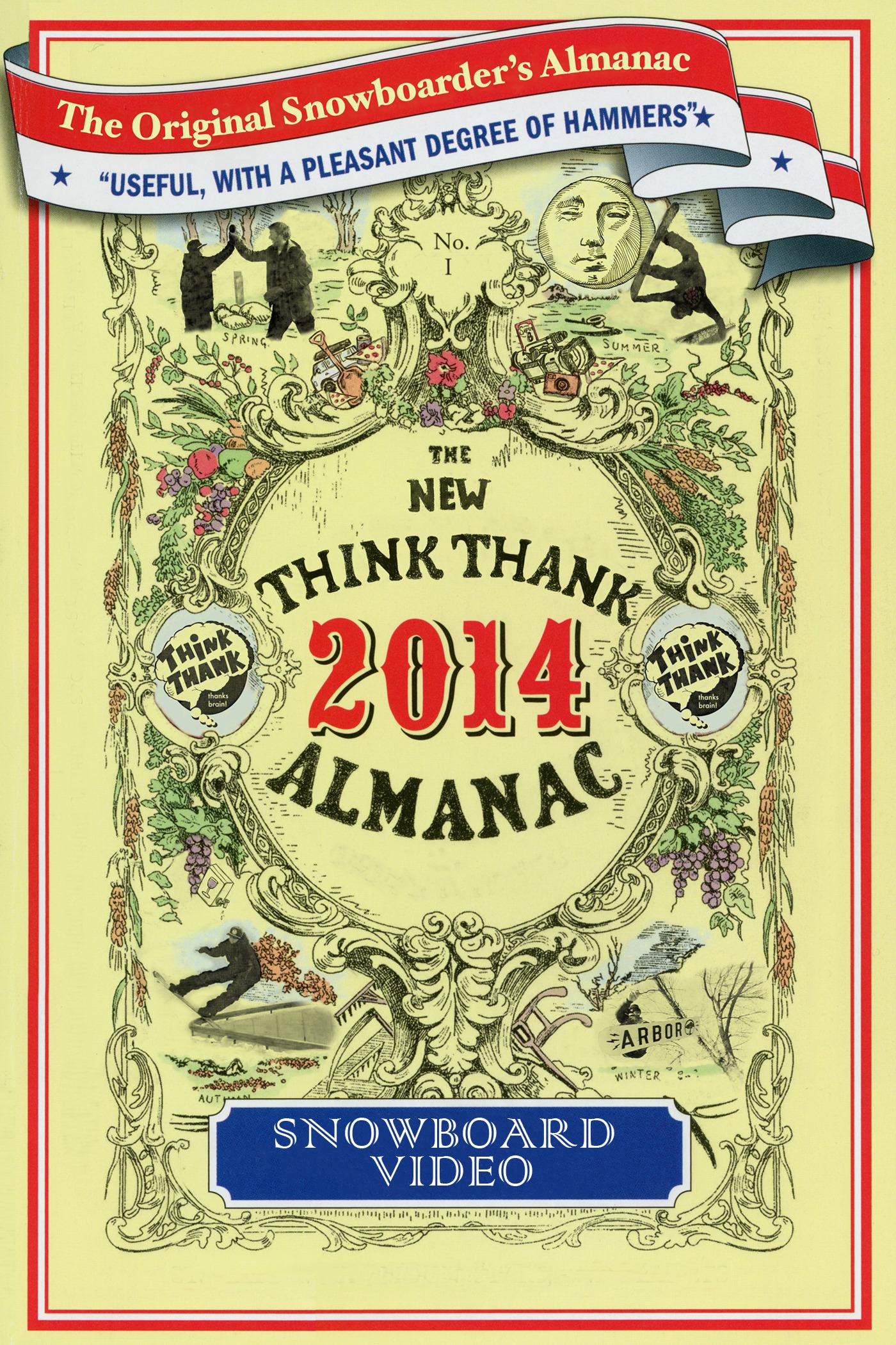 Think Thank Presents: Almanac