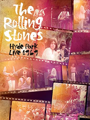 The Rolling Stones: Hyde Park Live 1969