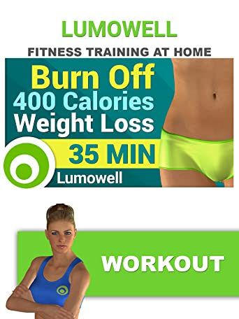 Fitness Training at Home: Burn Off 400 Calories - Weight Loss Workout [OV]