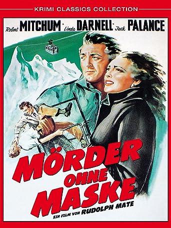 Mörder ohne Maske