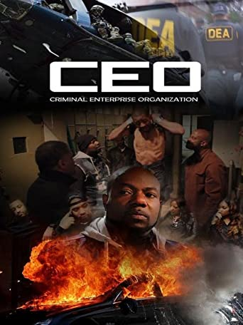 Antwon Temoney: C.E.O. (Criminal Enterprise Organization) [OV/OmU]