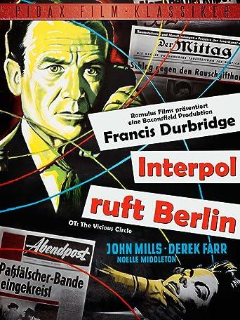 Interpol ruft Berlin