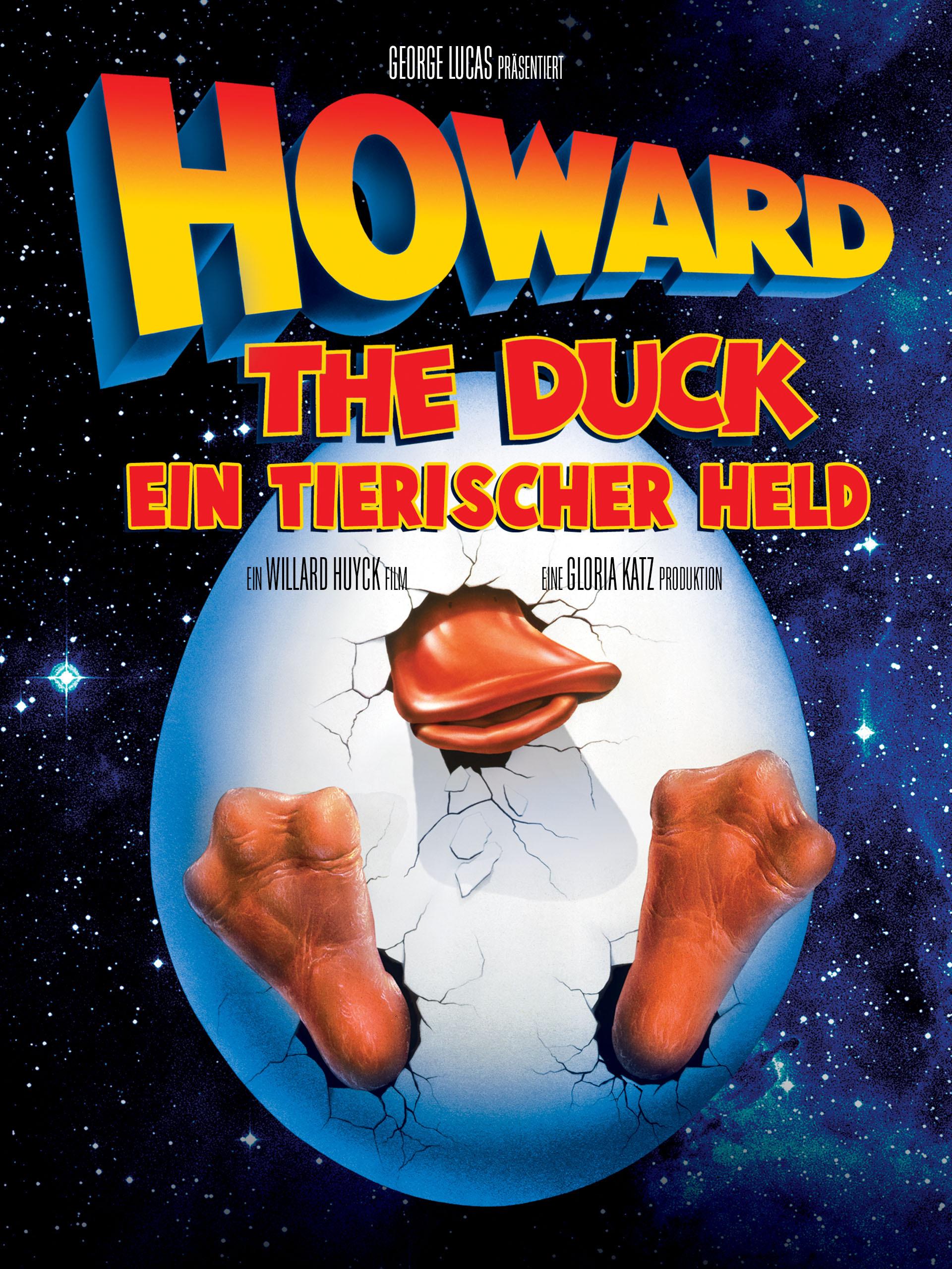 Wer Streamt Howard Ein Tierischer Held