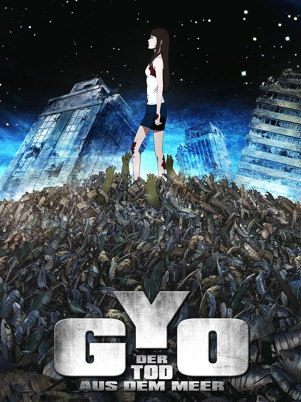 Gyo - Der Tod aus dem Meer