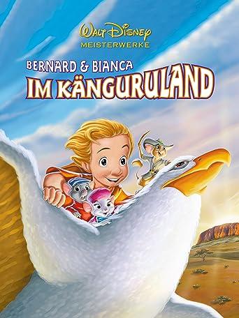 Bernard und Bianca im Känguruhland