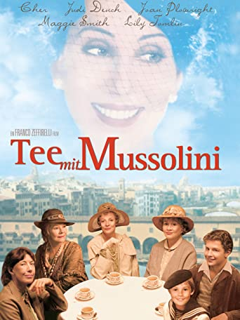 Tee mit Mussolini