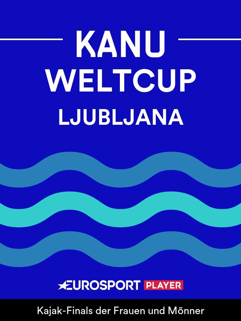 Kanu: ICF Weltcup 2020 in Ljubljana (SLO)