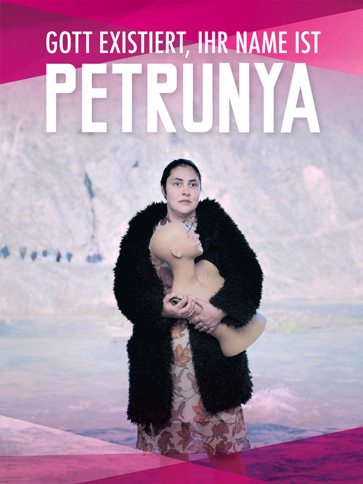Gott existiert, ihr Name ist Petrunya