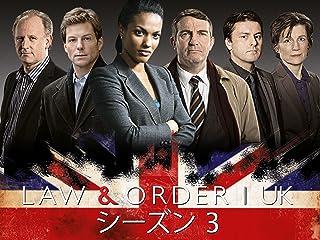 LAW&ORDER/ロー・アンド・オーダー UK シーズン3