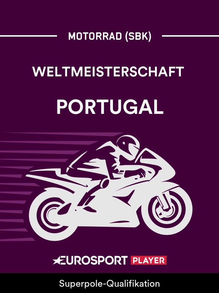 Motorrad: FIM Superbike Weltmeisterschaft 2020 inPortimão (POR)