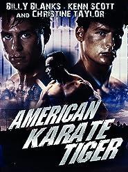 American Karate Tiger