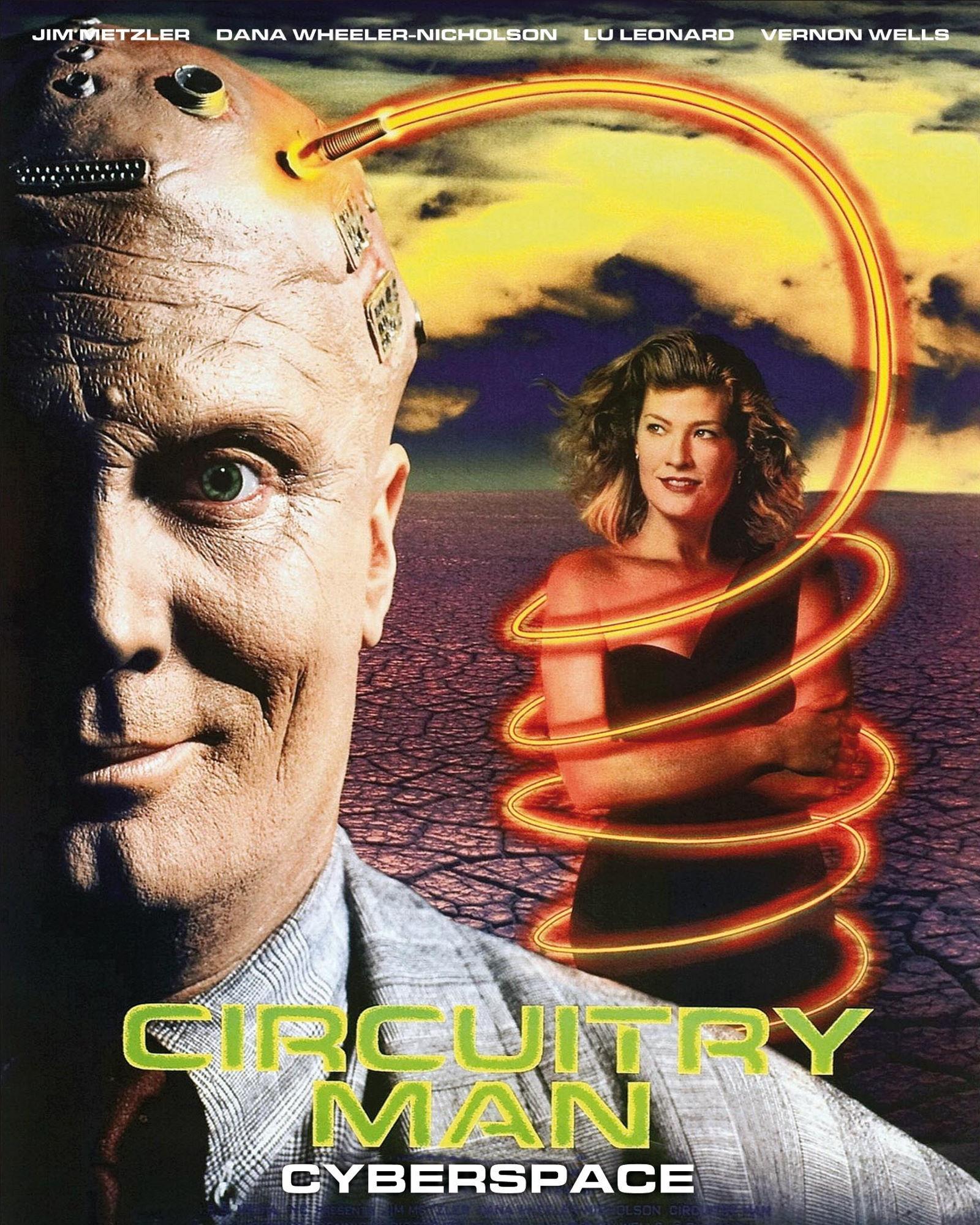 Circuitry Man - Cyberspace