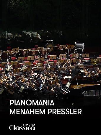 Pianomania - Menahem Pressler