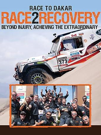 Race2Recovery: Race to Dakar [OV]