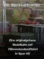 Die Spessartrampe - Eine originalgetreue Modellbahn mit Führerstandsmitfahrt in Spur H0