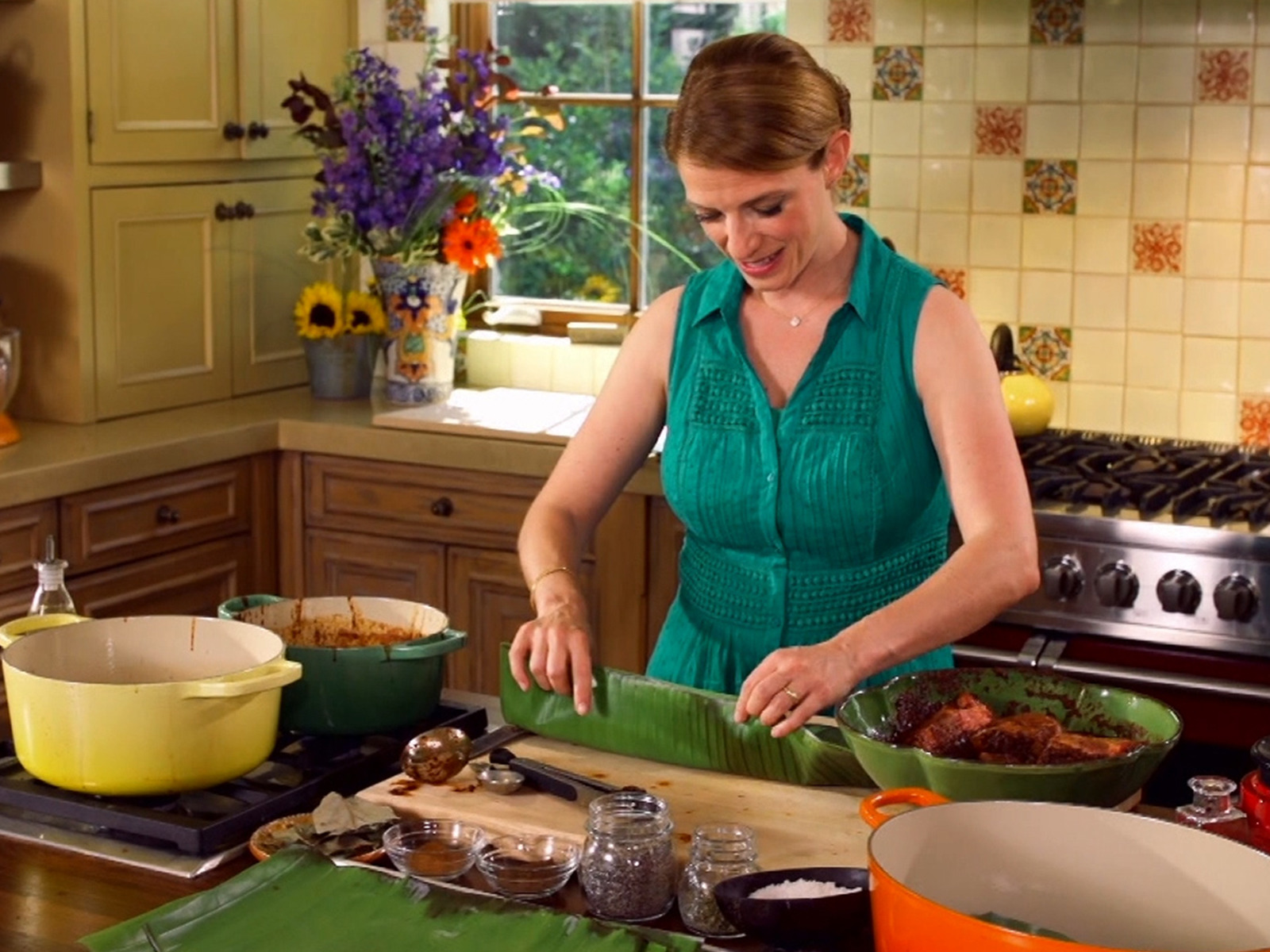Watch Pati S Mexican Table Season 3 Episode 9 Pot Luck