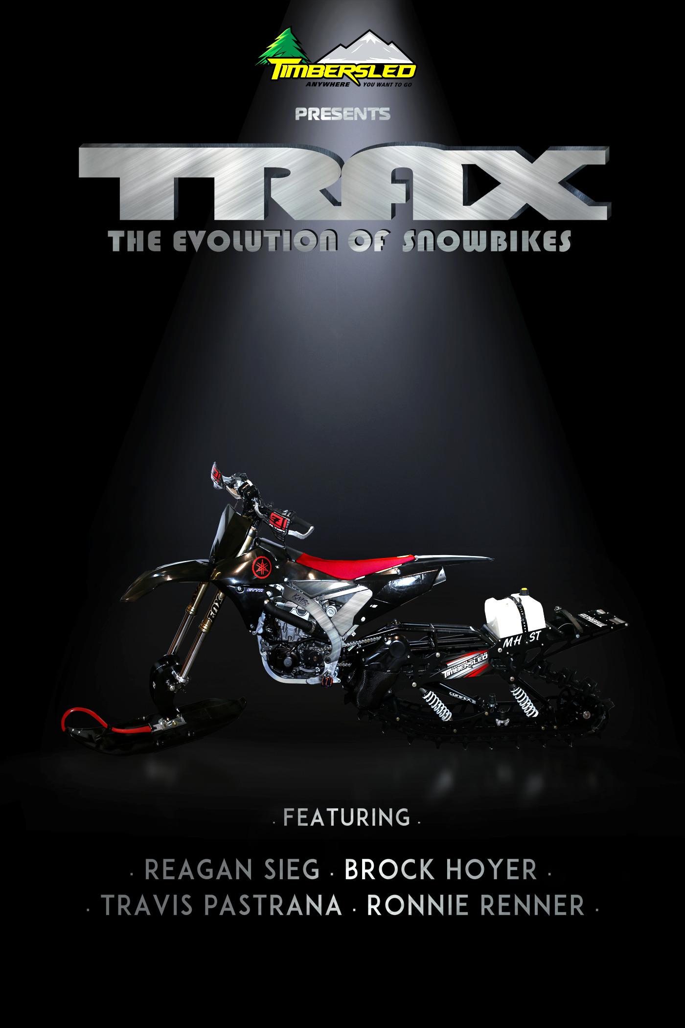 Trax: The Evolution of Snow Bikes