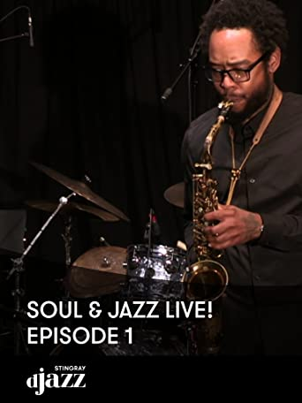 Soul and Jazz LIVE! Episode 1