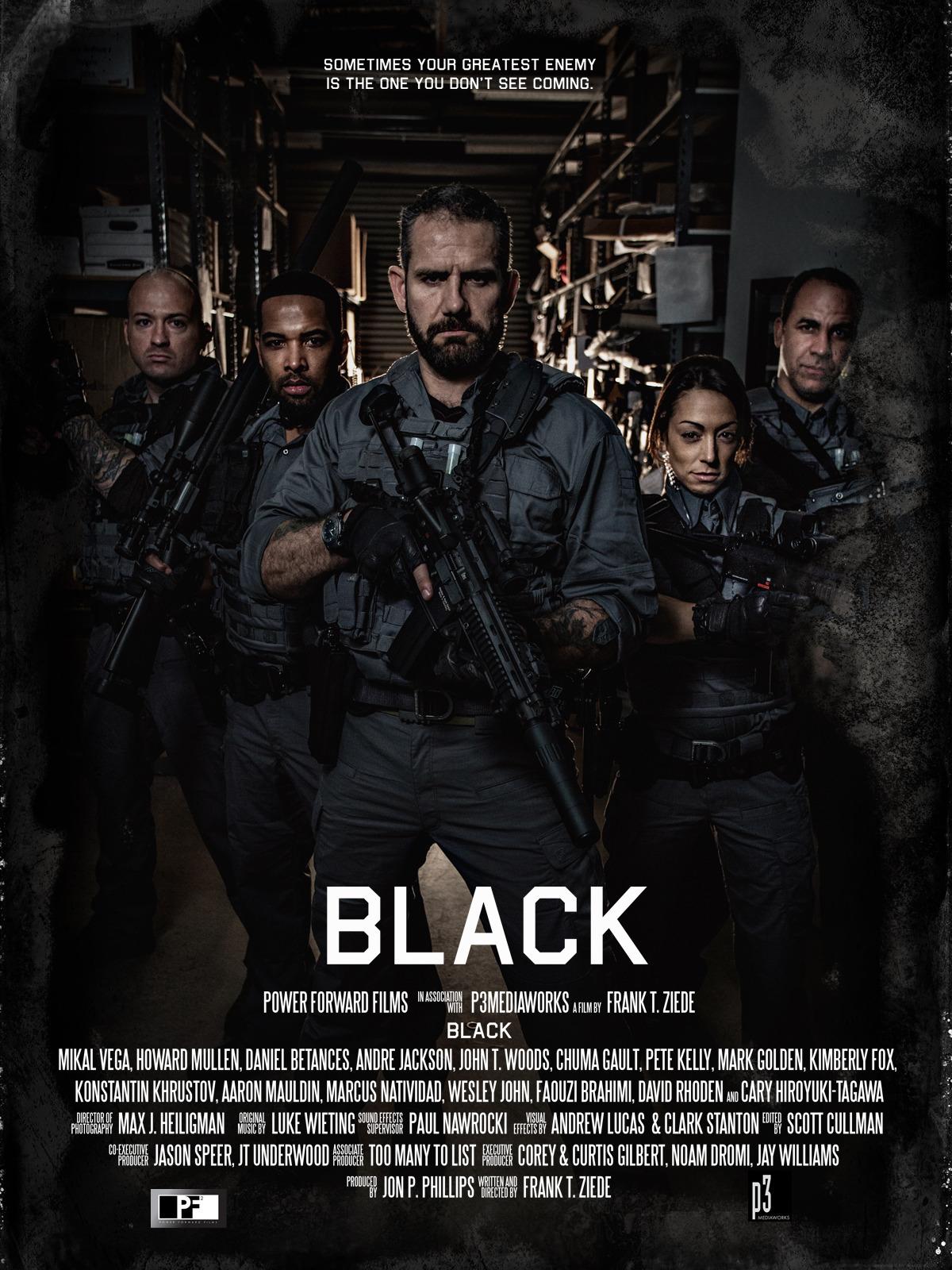 BLACK [OV]