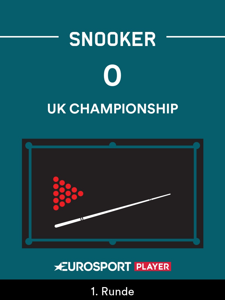 Snooker: UK Championship 2020 in York (ENG)