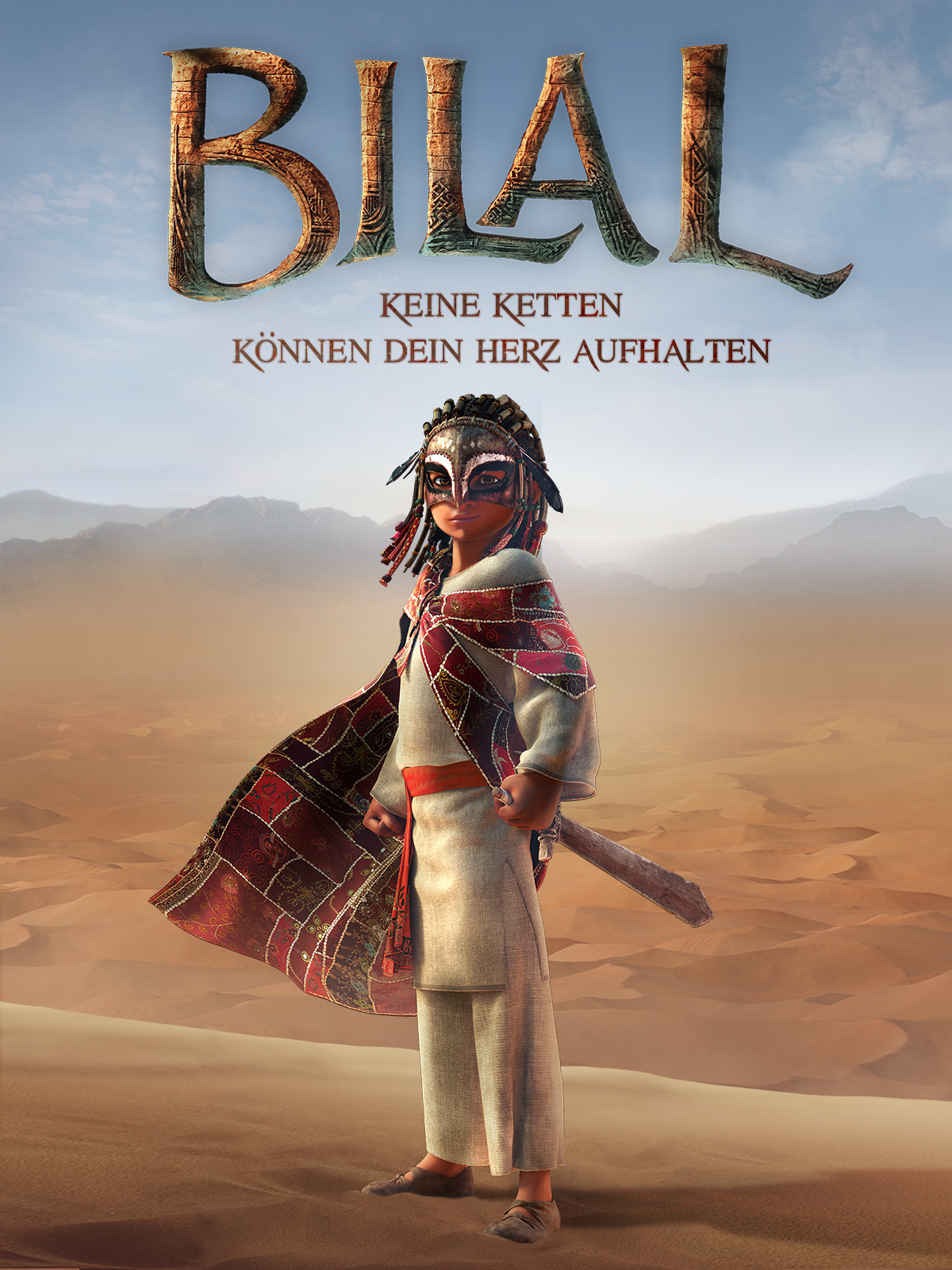 Bilal - Keine Ketten können dein Herz aufhalten