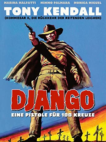 Django, eine Pistole für hundert Kreuze
