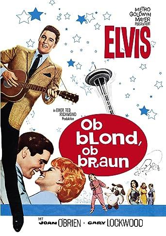 Elvis: Ob blond, ob braun
