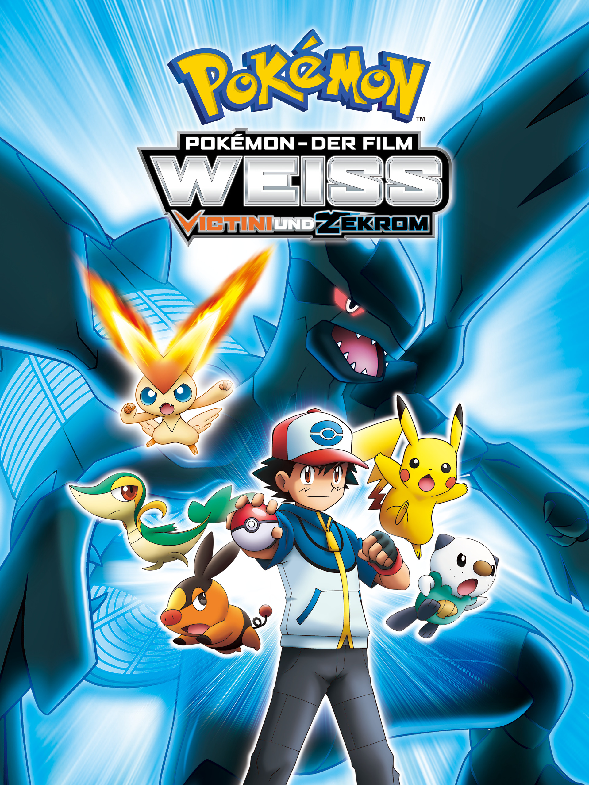 Pokémon 14: Weiß - Victini und Zekrom