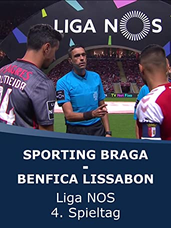 Sporting Braga - Benfica Lissabon