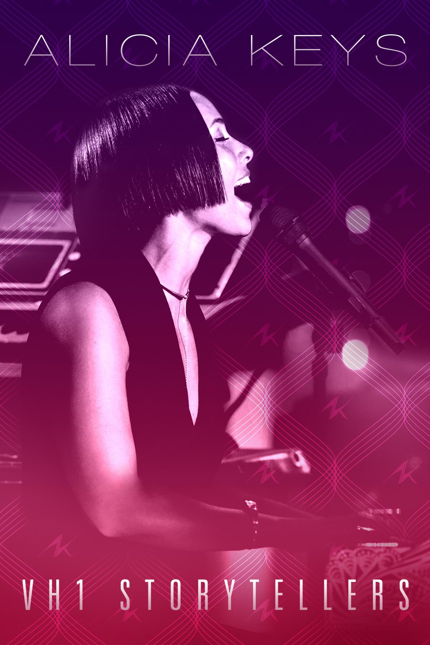 Vh1 Storytellers: Alicia Keys