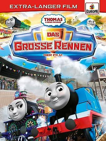 Thomas und seine Freunde - Das große Rennen