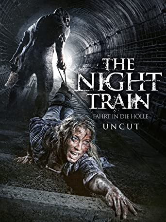 The Night Train: Fahrt in die Hölle (Uncut)