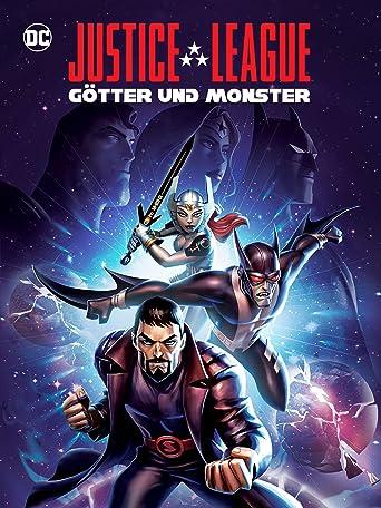 Justice League - Götter und Monster