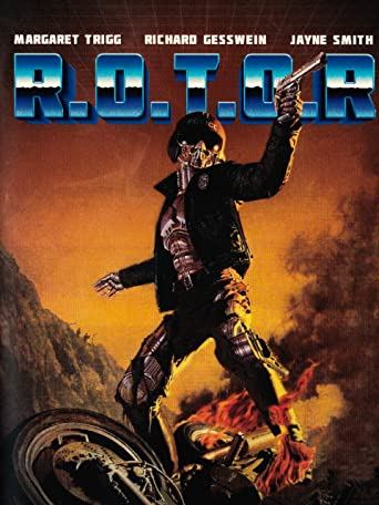 R.O.T.O.R. - Die Killer-Maschine