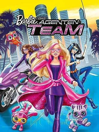 Barbie in Das Agenten-Team